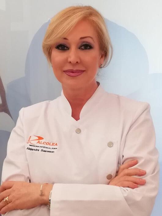Alejandra Svensson